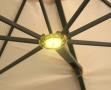 Solero Prostor iluminación led integrada
